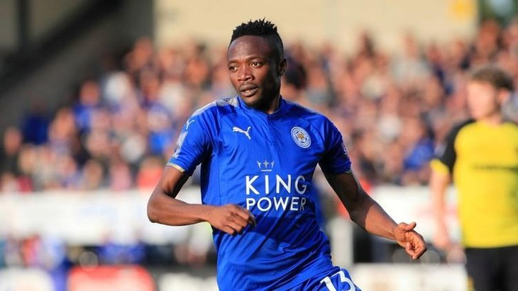 <h2>AHMED MUSA</h2>