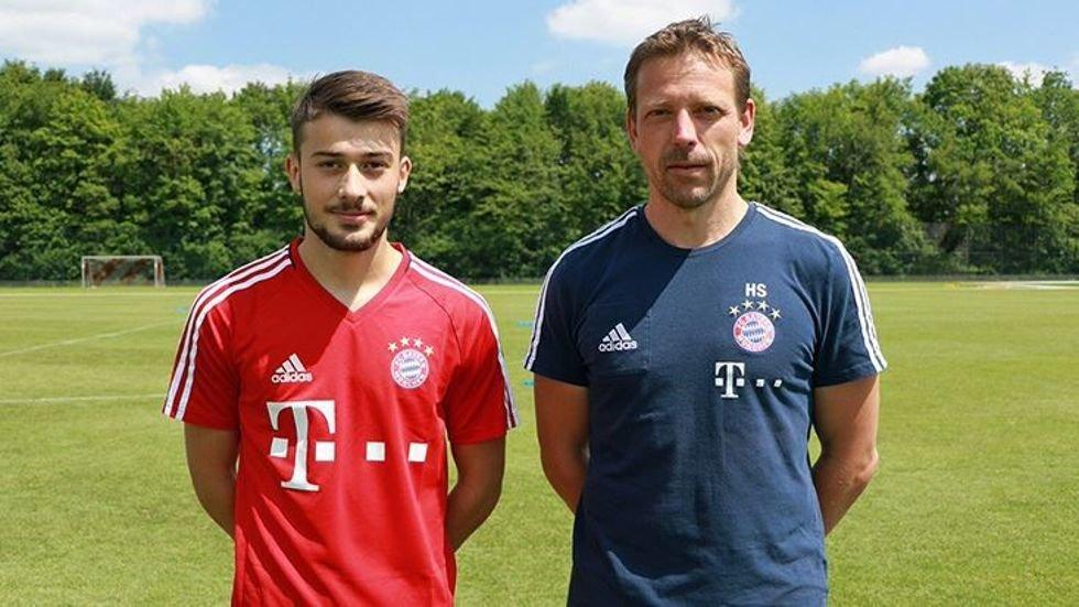 Bayern Münih transferi resmen açıkladı! 19'luk Türk bedavaya