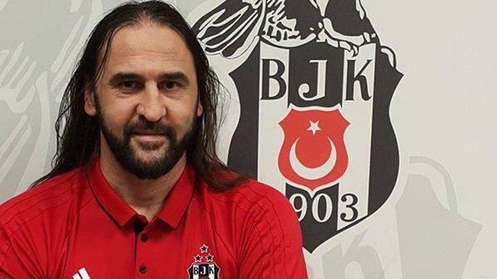 <h2>Beşiktaş'ta Sead Halilagic'in görevinde değişiklik</h2>