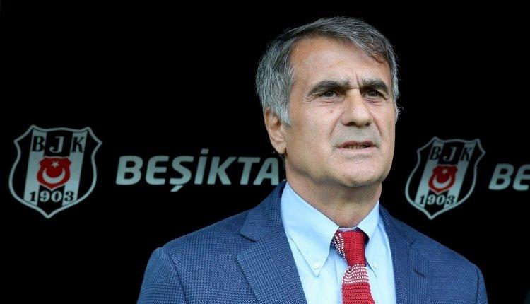 Beşiktaş'ta Şenol Güneş'ten çok konuşulacak FEDA!