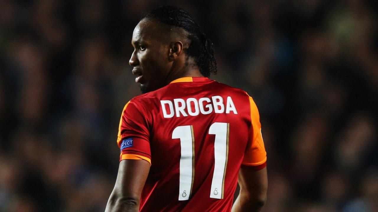 'Drogba, Dünya Kupası'nın elçisiyle birlikte