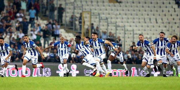 Erzurumspor'dan transferde büyük sürpriz! İngiliz golcü