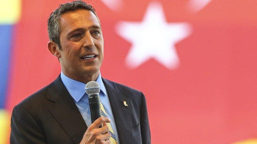 Fenerbahçe'nin yeni teknik direktörünü açıkladı! Yok artık Ali Koç!