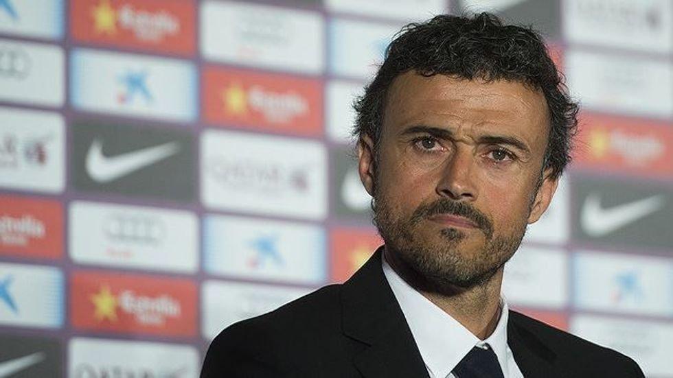 Fenerbahçe'ye yazılan Luis Enrique'de son dakika