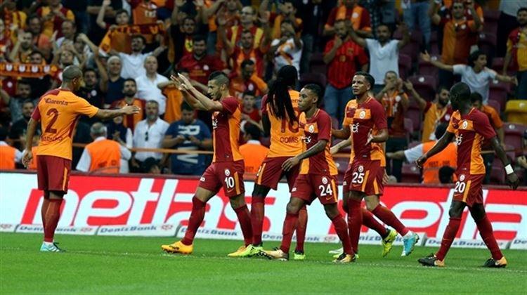 Galatasaray devlere kafa tuttu! Şampiyon...