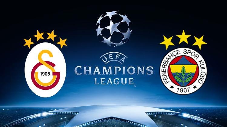 Galatasaray ve Fenerbahçe'ye Şampiyonlar Ligi müjdesi