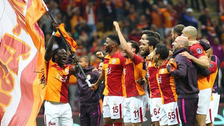 Galatasaray zirveye yerleşti! Fenerbahçe ve Beşiktaş...