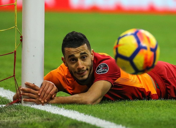 Galatasaray'a Belhanda piyangosu! Transfer teklifi