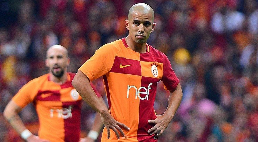 Galatasaray'a Feghouli piyangosu! Transferde son dakika