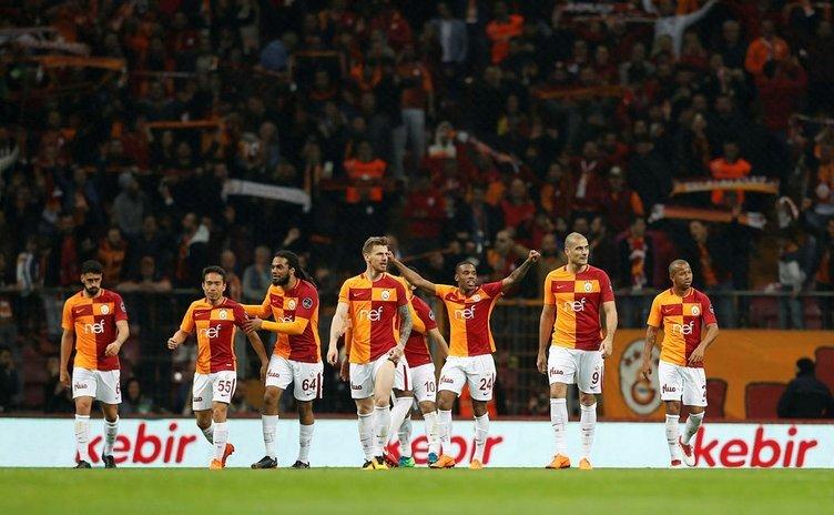 Galatasaray'ın kadrosuna UEFA ayarı! 10 futbolcu satış listesinde
