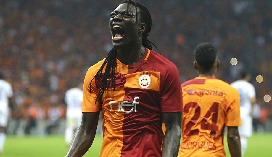 Gomis'ten transfer için flaş karar! Galatasaray yönetimiyle görüştü