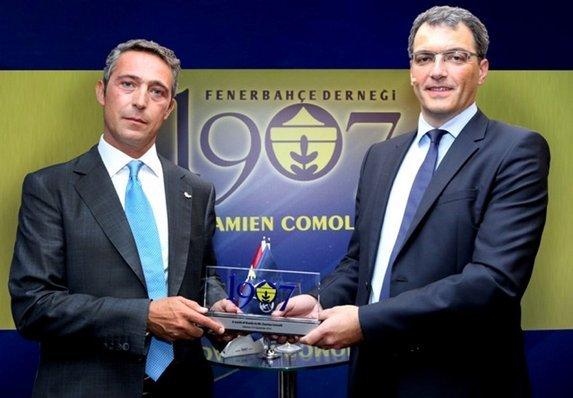 İşte Fenerbahçe'de Comolli'nin görüşeceği teknik direktör