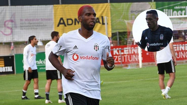 <h2> Beşiktaş'tan Babel ve Adriano'ya yeni sözleşme</h2>