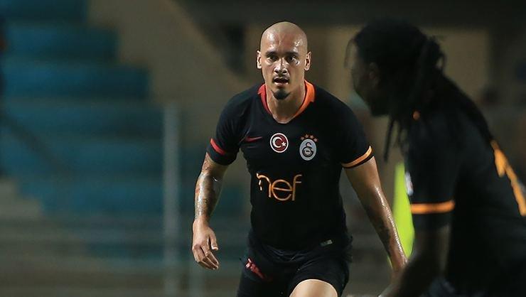 <h2> Galatasaray'da liste başı Maicon ve Carole</h2>
