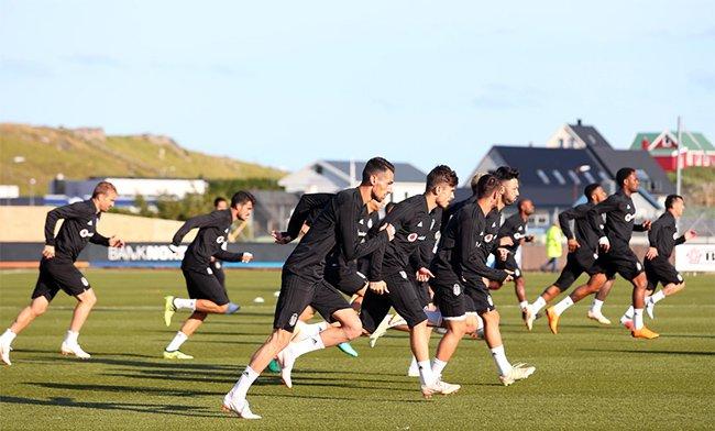 <h2>Beşiktaş, Torshavn maçına hazır</h2>