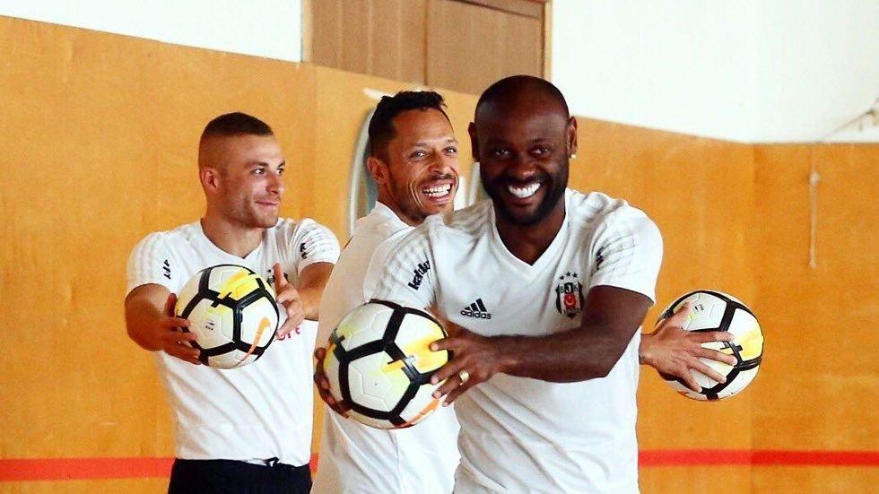 <h2>Beşiktaş yeni sezon hazırlıklarını sürdürüyor</h2>
