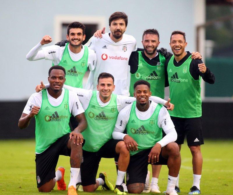 <h2>Beşiktaş'ın Avusturya kampı başladı</h2>