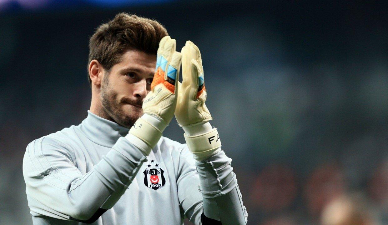 Beşiktaş'ta Fabri'nin alternatifi bulundu! 1 yerli, 1 yabancı