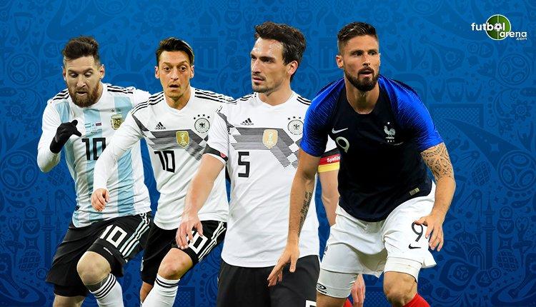 Dünya Kupası'nın hayal kırıklığı yaratan 11'i