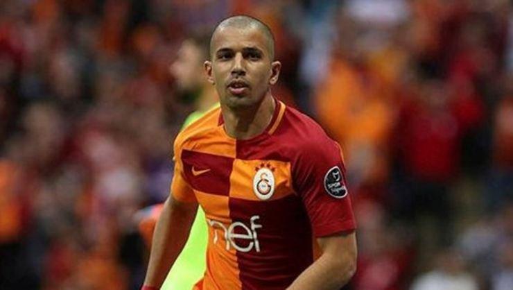 <h2>Fatih Terim Feghouli ile görüştü</h2>