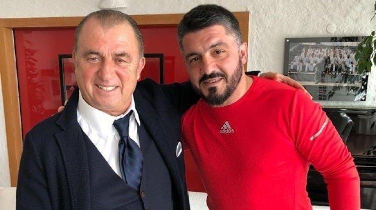 Fatih Terim, Gattuso ile görüştü! Transferde sürpriz gelişme
