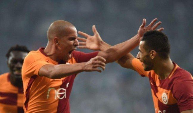 Feghouli ve Belhanda için flaş iddia! Gelecek sezon...