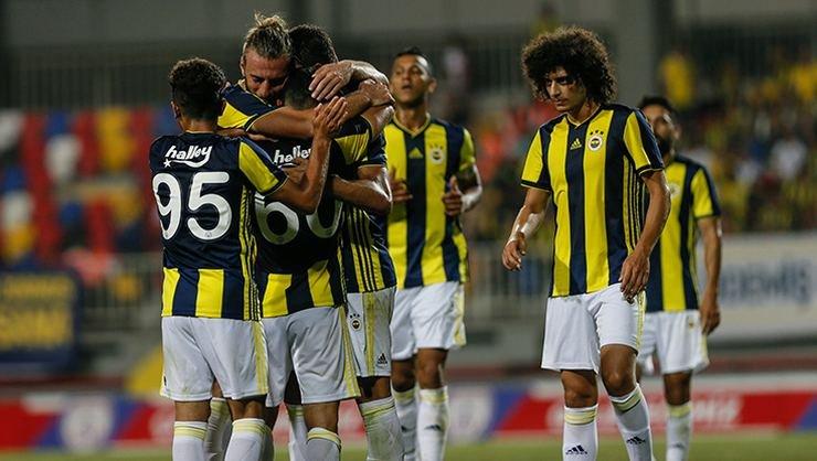 <h2>Fenerbahçe'de gençlik çağı</h2>