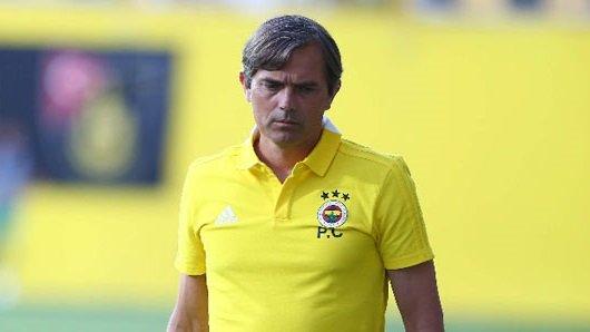 Fenerbahçe'de Phillip Cocu'nun 5 haftalık iddiası! İşte o sözler