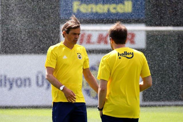Fenerbahçe'de Phillip Cocu'nun vazgeçilmezi olan futbolcu!