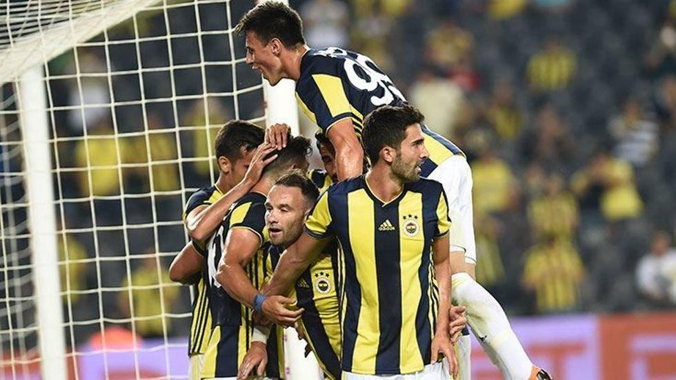 <h2>Fenerbahçe'de PSV modeli sahnede</h2>