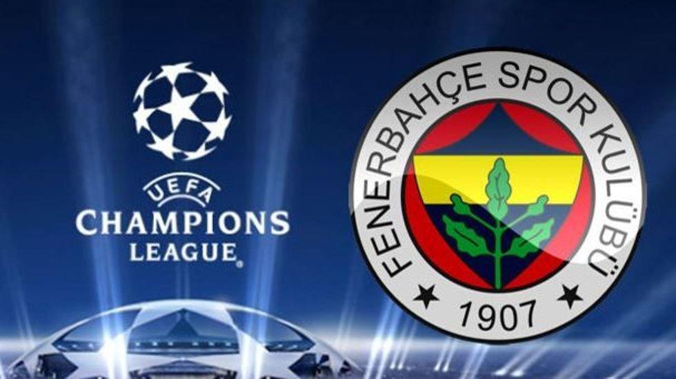 Fenerbahçe'de Şampiyonlar Ligi şoku! Herkes bunu konuşuyor