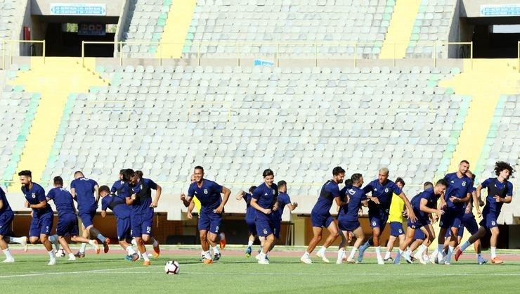 <h2>Fenerbahçe'de yeni sezon hazırlıkları sürüyor</h2>
