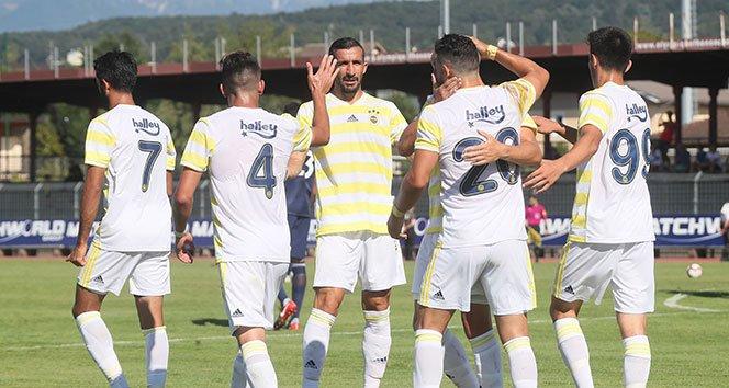 Fenerbahçe'nin Fulham maçında herkesi şaşırtan futbolcu