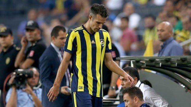 Fenerbahçe'nin transferinde Van Persie gerçeği! Oraya gitme