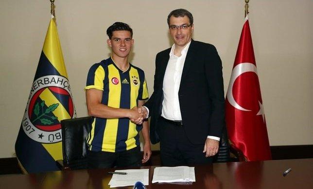 Fenerbahçe'ye 4. genç takviye! Transferde gençlik aşısı