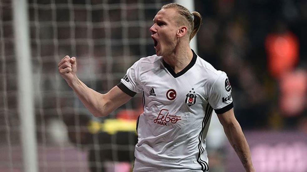 Flaş! Beşiktaş, Vida hakkında kararını verdi