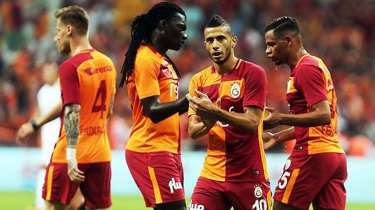 <h2>Galatasaray, Sakaryaspor ile karşılaşacak</h2>