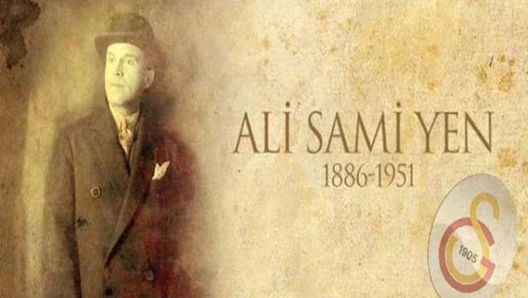 <h2>Galatasaray'da Ali Sami Yen anılacak</h2>
