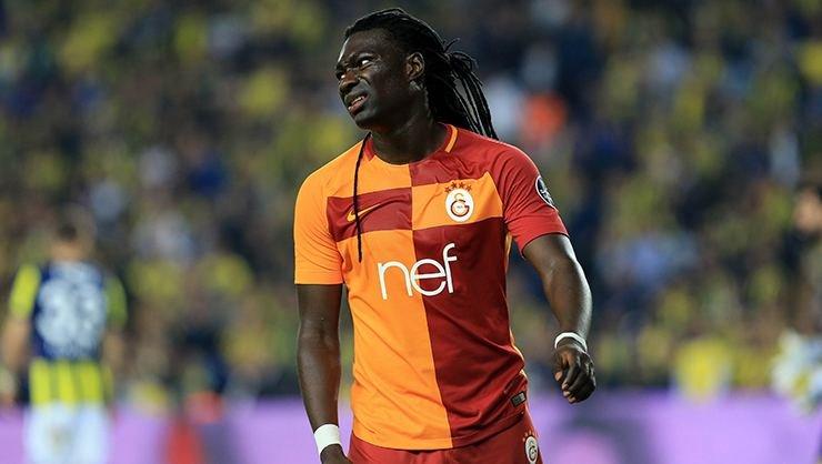 <h2>Galatasaray'da Bafetimbi Gomis krizi büyüyor!</h2>