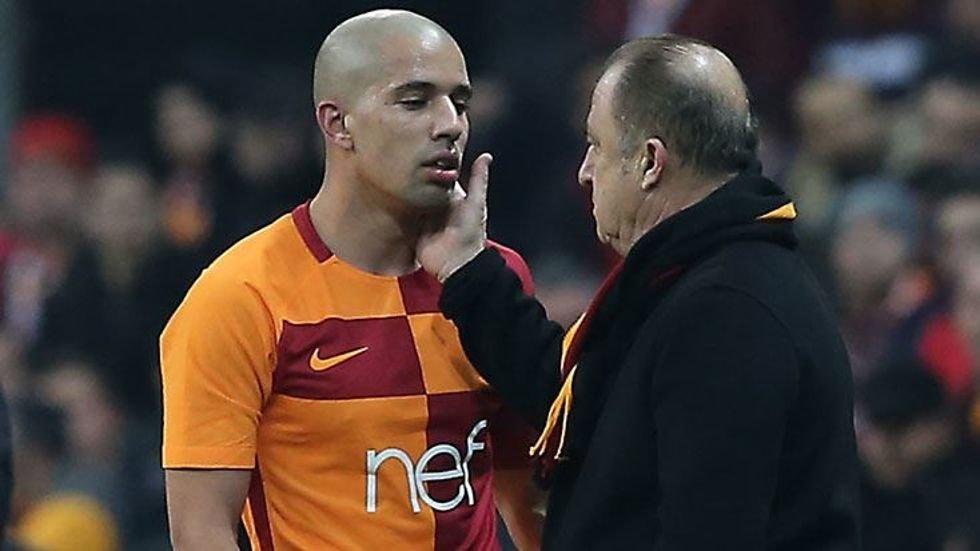 <h2>Galatasaray'da Feghouli seferberliği</h2>
