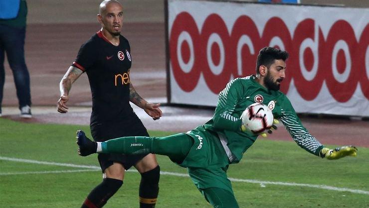 <h2>Galatasaray'da İsmail Çipe güven veriyor</h2>