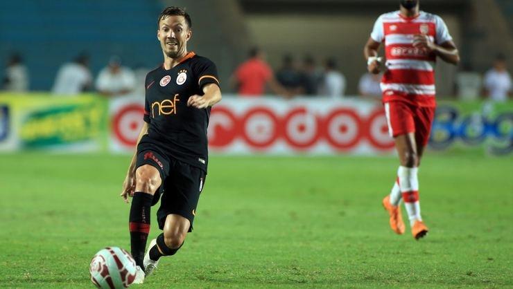 <h2>Galatasaray'da Linnes ve Donk dinlendirilecek</h2>