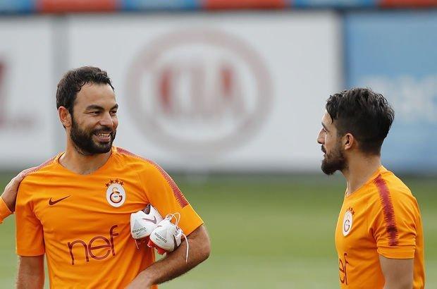 Galatasaray'da Muğdat Çelik gelişmesi! Bu iş tamam