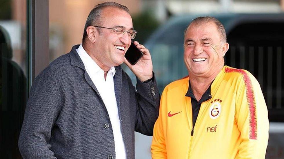 <h2>Galatasaray'da neşeli günler</h2>