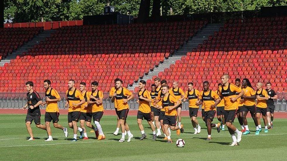 <h2>Galatasaray'ın hazırlık maçı seyircisiz oynanacak</h2>