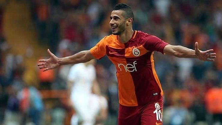 <h2>Galatasaray'ın yıldızı Younes Belhanda'ya dev talip!</h2>