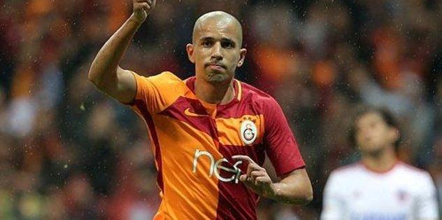 <h2>Katarlılardan, Galatasaray'a Feghouli yanıtı</h2>