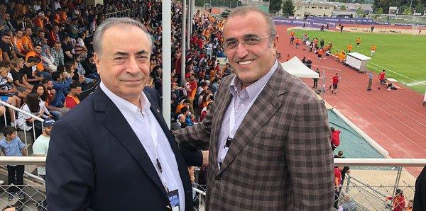 <h2>Mustafa Cengiz: Bütün futbolcularımıza teklif var</h2>