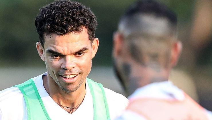 <h2>Pepe'ye teklif var, ısrar yok</h2>