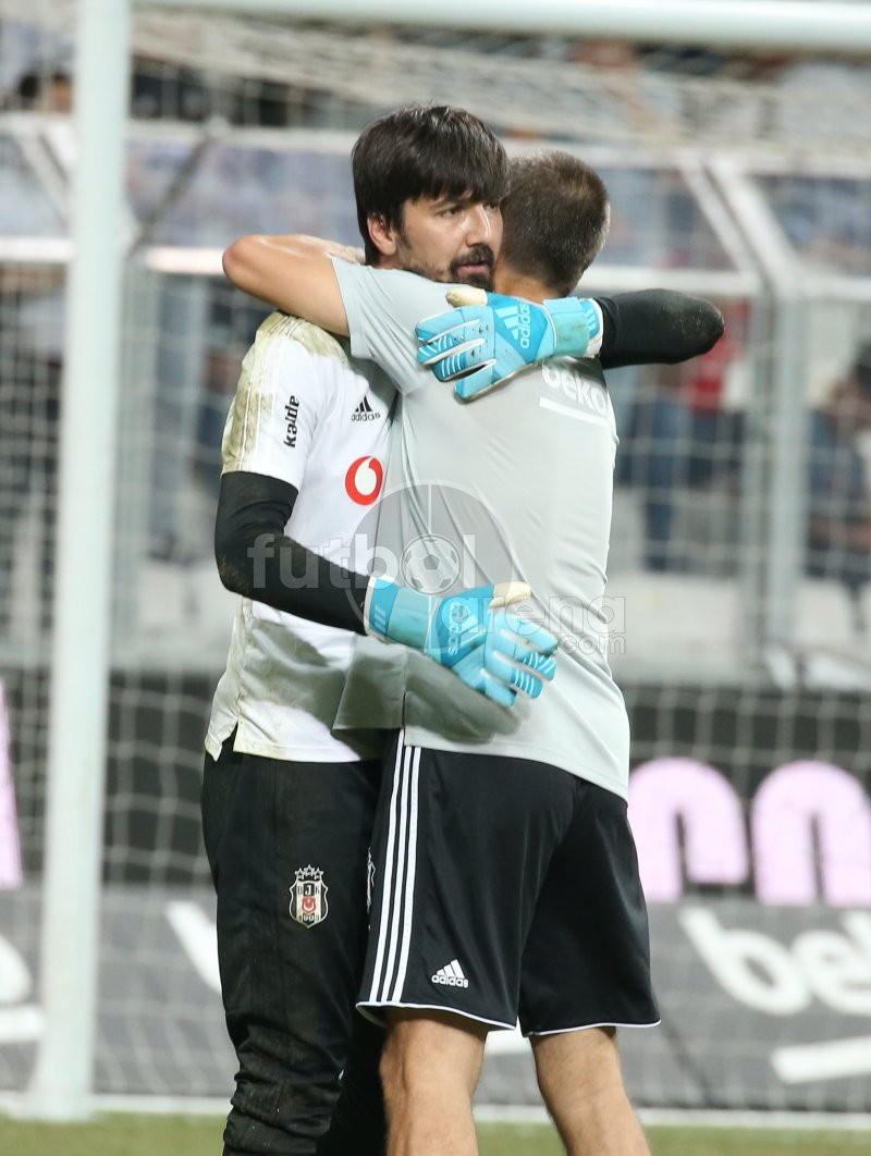 FutbolArena Beşiktaş - Akhisarspor maçında